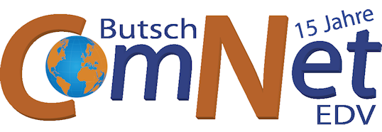 Logo Butsch ComNet EDV