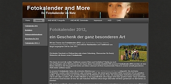 fotokalender and more